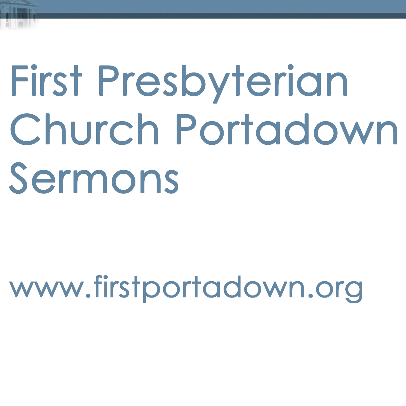 First Presbyterian Church Portadown